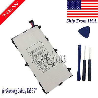 $16.11 • Buy New Battery For Samsung Galaxy Tab 3 7  7.0 Inch SM-T210R CE0168 Tablet +tools