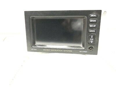 $60 • Buy 2003 2004 2005 Honda Pilot OEM Navigation GPS Display Screen 39810-S9V-A010-M1.