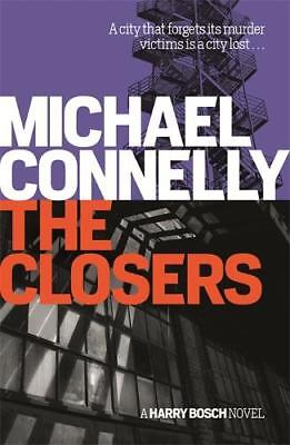 £5.27 • Buy The Closers (Harry Bosch 11), Connelly, Michael, New