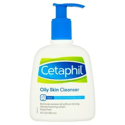 £9.63 • Buy Cetaphil Oily Skin Face Cleanser For Oily Or Combination Skin 236ml