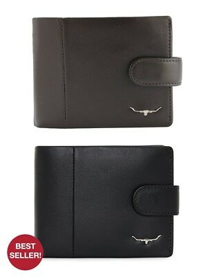 AU109.99 • Buy RM Williams Wallet With Coin Pocket And Tab - RRP 144.99 - FREE EXPRESS POSTAGE