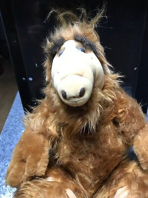 1986 ALF The Alien 18  Character Plush Toy Doll Alien Productions By Coleco 80s • 41.50$