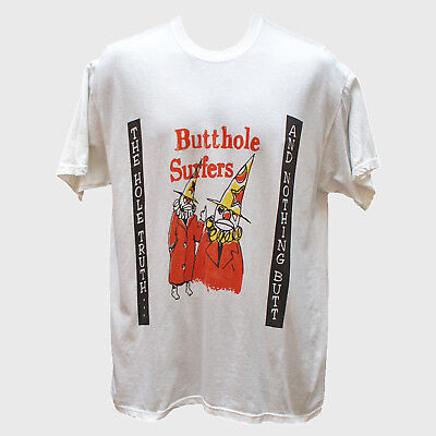 BUTTHOLE SURFERS NOISE PUNK ROCK T-SHIRT Big Black Sonic Youth Swans S-3XL • 11.50£