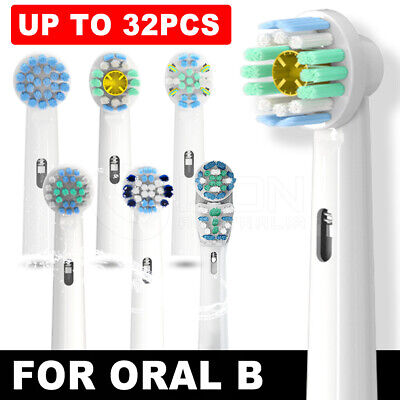AU5.78 • Buy 4-20X Replacement Toothbrush Heads Electric Brush For Oral B Braun Models Series