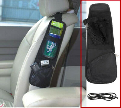 $7.89 • Buy Auto Car Seat Side Storage Organizer Interior Multi-Use Bag Accessory 37*11cm