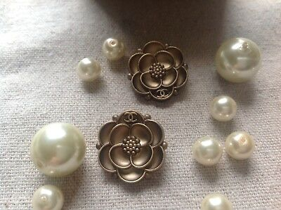 £79.99 • Buy Chanel Buttons CC