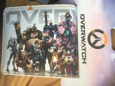 AU25 • Buy OVERWATCH WALLET Blizzard Entertainment