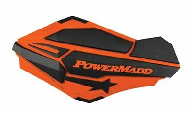 $54.87 • Buy POWERMADD 224045 Sentinel ATV/Snowmobile Handguards, KTM Orange/Black