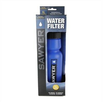 AU47.07 • Buy (Express Ship) SAWYER USA - Personal Water Bottle With Filter SP140