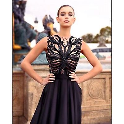 $ CDN450 • Buy REDUCED NWT MNM Couture Nour Designs Dress Style #N0041, Size 10