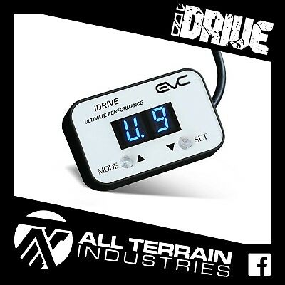 AU219.95 • Buy IDRIVE THROTTLE CONTROLLER TOYOTA N70 HILUX FJ CRUISER 76 78 79 SERIES 120 PRADO