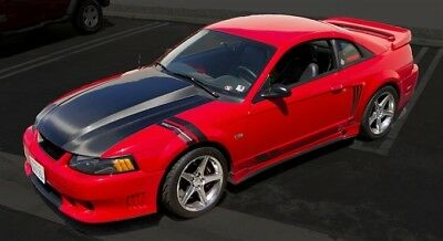 $799 • Buy 99-04 Ford Mustang TruFiber Carbon Fiber 3  Cowl Body Kit- Hood!!! TC10023-A49-3