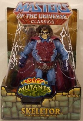 $44.99 • Buy Masters Of The Universe Classics Skeletor New Adventures He-Man With Mailer MIB
