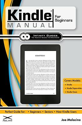 AU27.30 • Buy Kindle Manual For Beginners Book