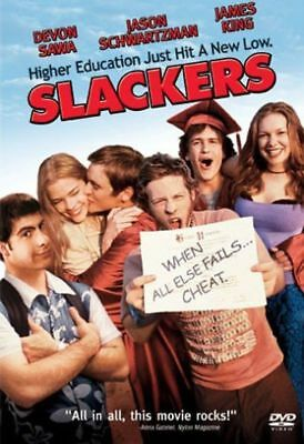Slackers (DVD, 2002) Jason Schwartzman, Jamie King • 6.49£