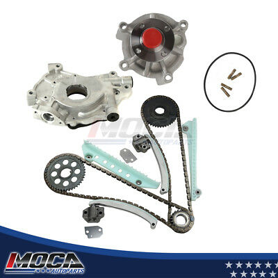 $115 • Buy Timing Chain Water Oil Pump Kit Fit 02-05 Ford Explorer Mountaineer WINDSOR 4.6L