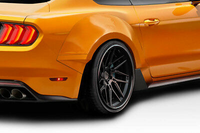 $ CDN1261.44 • Buy 18-19 Ford Mustang Grid Couture Urethane Wide Rear Fender Flares!!! 114999