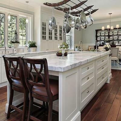 $5999.99 • Buy Fully Assembled All-Wood 10X10 Modern Shaker Kitchen Cabinets In Olmsted White