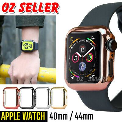 AU5.95 • Buy For Apple Watch Series 6 5 4 SE Case Watch Soft Clear Case Cover IWatch 40/ 44mm