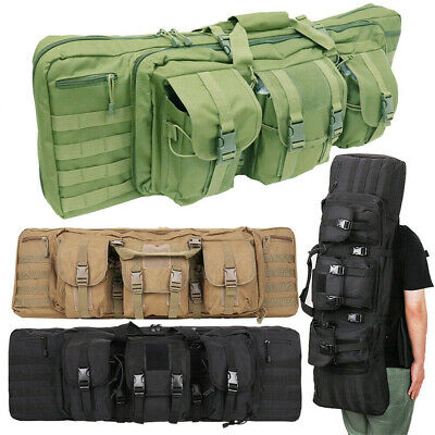 £36.99 • Buy Tactical Gun Bag Multiple Weapons Carrier Airsoft Air Rifle Case Hunting 36  42