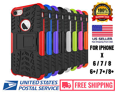 AU10.51 • Buy For Apple IPhone X 8 7 6S 6 Iphone8 Plus Case Shockproof Protective Armor Cover