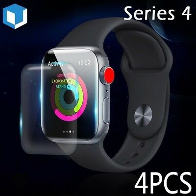 $ CDN2.99 • Buy 2/4 PK 9H Tempered Glass Screen Protector For Apple Watch Series 4/3/2/1
