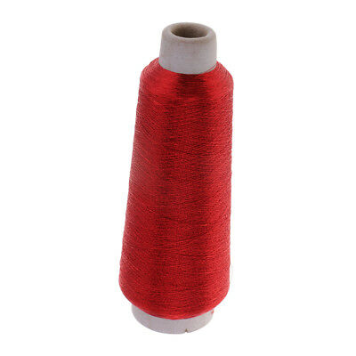 1500m/Roll Red Whipping Wrapping Thread Line For Fishing Rod Rings Guides • 11.32£