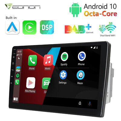 $ CDN251.58 • Buy 2 DIN 7  Car Stereo Radio Receiver In-Dash Head Unit Touch Screen Android GPS BT