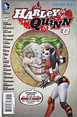 $ CDN30.24 • Buy Harley Quinn#0 Nm 2014 Dc Comics The New 52!