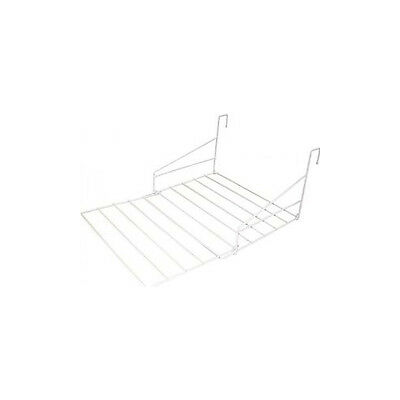 CARAVAN FOLDING HOOK ON CLOTHES WINDOW RADIATOR AIRER + EXTENSION Boat Motorhome • 6.49£