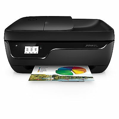 View Details HP OfficeJet 3830 All-in-One Printer | Print, Copy, Scan, Fax, Wireless | K7V40A • 69.99$