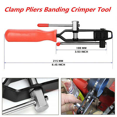 AU19.64 • Buy Automotive Car CV Joint Boot Clamp Pliers Banding Crimper Cutting Tool Ear Type