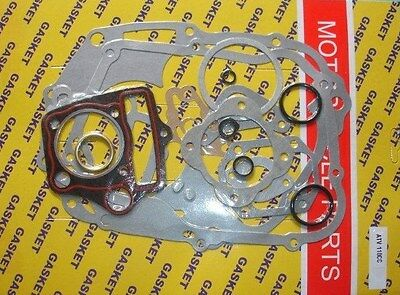 £10.61 • Buy 50 70 90 110 125cc Engine Gaskets Set With Oil Seals Honda Chinese Pit Dirt Bike