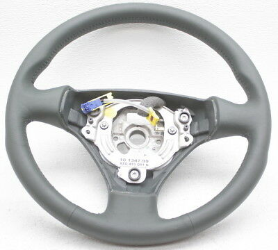 $164.98 • Buy New Old Stock Volkswagen A6 S6 Steering Wheel 8Z0-419-091D-28G Gray Leather
