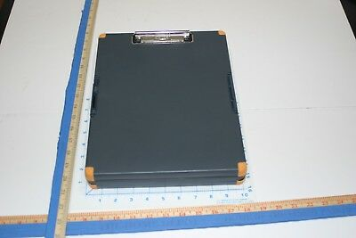 458e7628b75f Dexas Slimcase 2 Storage Clipboard With Side Openings Black W Lime Green  Corners • 12.99