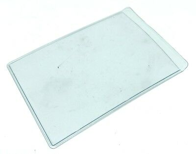 Clear Credit Card, Oyster Card, ID Card Holder Wallet Protector  • 2.75£