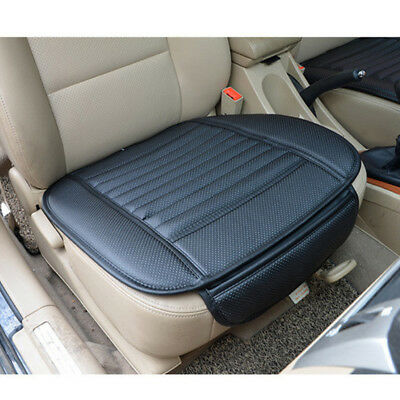 $ CDN19.34 • Buy Universal PU Leather Breathable Car Seat Cover Protector Cushion Front Covers
