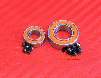 AU22.60 • Buy Hybrid Ceramic Ball Bearings Fits DAIWA TD SOL (SPOOL/SIDE PLATE) ABEC-7 Bearing