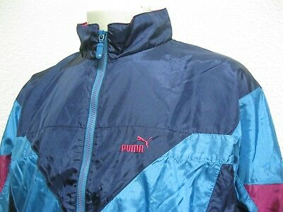 Vintage Retro 90  Ancienne VESTE SURVÊTEMENT PUMA ACTIV POWER Jogging  Jacket TXL • 20.00€ 829365d4bd2