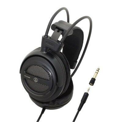 View Details AUDIO-TECHNICA  ATH-AVA400 Sonic Pro ON-EAR Open-Back Headphones- BLACK New • 76.99£