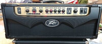 £439.78 • Buy Peavey VYPYR 120 Tube  Amplifier Head- RARE Find Feature Packed 6L6 Valve Power!
