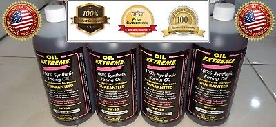 AU64.40 • Buy Oil Extreme (usa) -  Better Than Synthetic  0w-30 Api Sn/gf5 Engine/motor Oil 4l