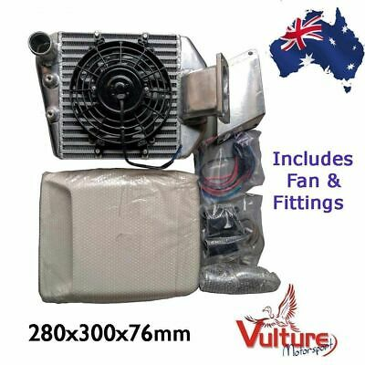 AU667 • Buy New * VM * TOP MOUNT INTERCOOLER KIT For TOYOTA LANDCRUISER 80 SERIES 1HZ 4.2L