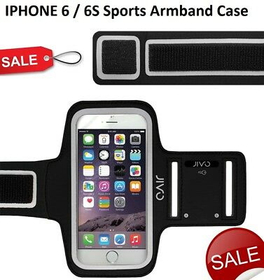 Sweatproof Sports Gym Running Jogging Armband For IPhone 6S 6 Mpow Jivo Retail • 3.99£
