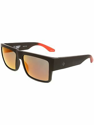 18501785d3 Spy Men s Mirrored Cyrus 673180803673 Black Rectangle Sunglasses • 66.90