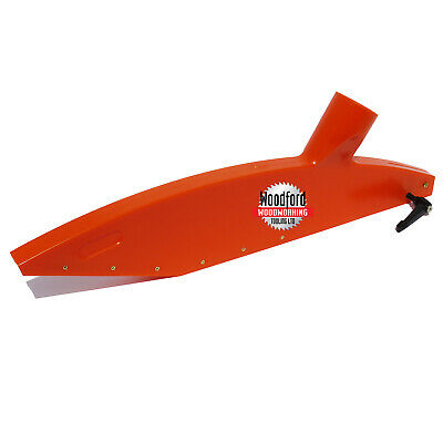 Riving Knife Guard Panel Saw, Rip Saw. Wadkin Scm Robland For 400 Dia Saws • 27.99£