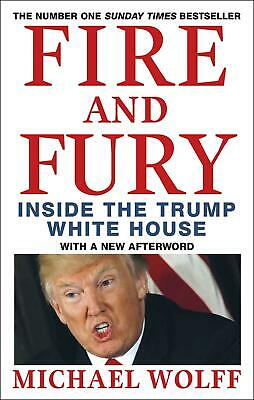 AU24.24 • Buy Fire And Fury: Inside The Trump White House By Michael Wolff (English) Paperback