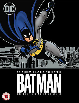Batman: The Animated Series: The Complete Series (DVD) • 39.99£