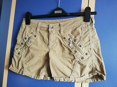 £5 • Buy Replay And Sons Shorts Size 40 Kids Fits A Size 8.