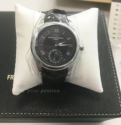 $1212.12 • Buy Frederique Constant Maxime Alligator Strap NIB Warranty #545/888 Automatic